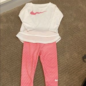 Nike baby outfit
